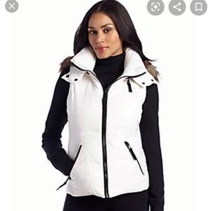 S13/NYC Snowcat Puffer Down Vest Hooded Jacket